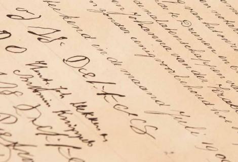 Notaris Kantoor Drunen Handtekeningen
