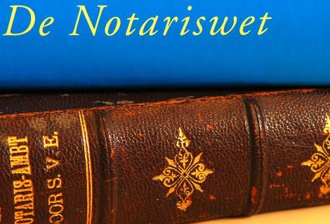 Notariswet Oudste en Nieuwste Boek