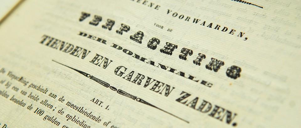 Typografie Notariskantoor Drunen